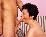 Hungry Mom ready for crazy  incest sex action
