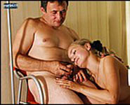 Fille exclusive papa inceste sexe