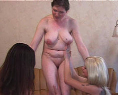 Girl used by hot moms