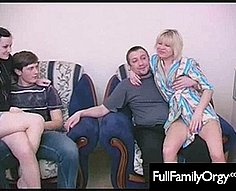 Full Family Orgy - Incest video gallery #4
