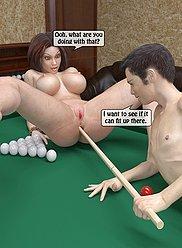 3D Incest Galerie # 12 - Mère + Fils
