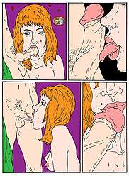 Dessin galerie d'images # 6 - Incest Art Comics