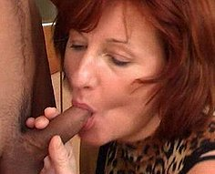 Horny mother seduced and fucked her own son