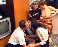 Videos of full family incest orgy #7