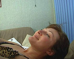 Two older sisters suck young brother's dick