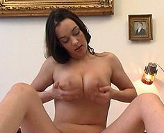 Part1.Older sister seduced her brother with her hot body