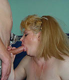 Drunk Incest Pictures 3 | Mother performs to her son awesome cock sucking