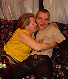 Drunk Incest Pictures 4 | Mom has a goodnight kiss and fuck from her