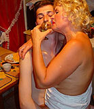 Drunk Incest Pictures 5 | Mother and son in crazy incest action
