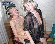 Family Proscribed example gallery 2 | Incest-loving mom seduce her hot son in front of cams