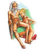 L'art de l'inceste de la petite-fille