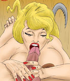 Drawing picture gallery #10 | Incest Art Comics