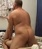 Male incest videos #8 - father's cum flowing from my ass