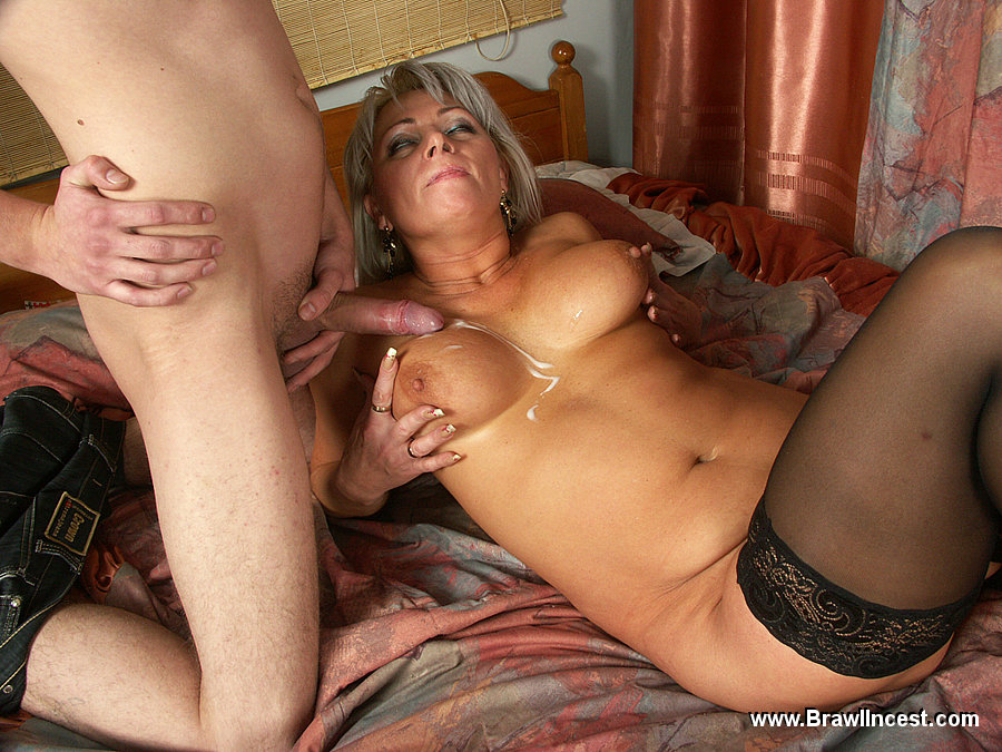 image Mom with boy sex feat elder woman mila