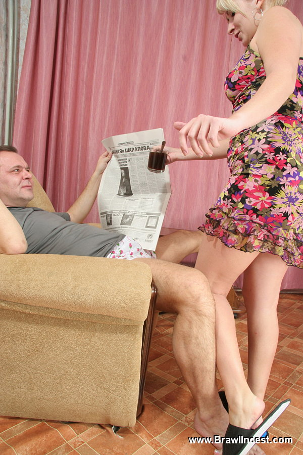 Real Incest  Mom XXX incest Father Fucks Daughter