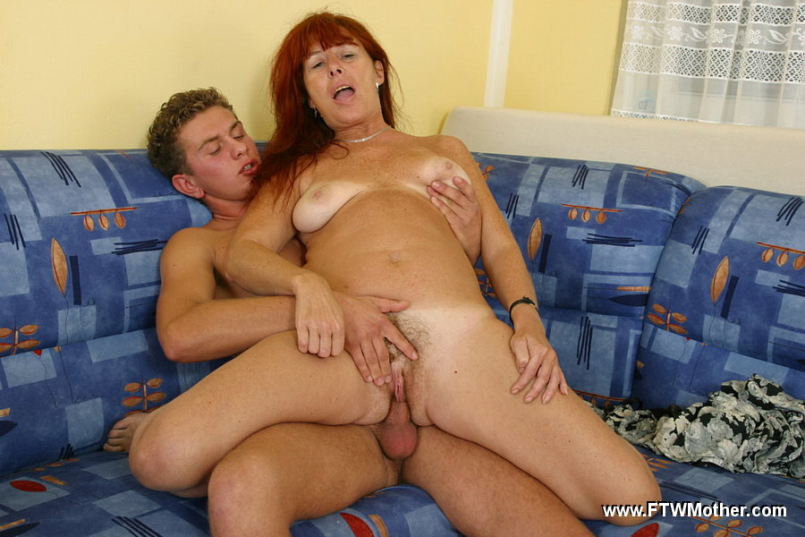 Mom on son porno the