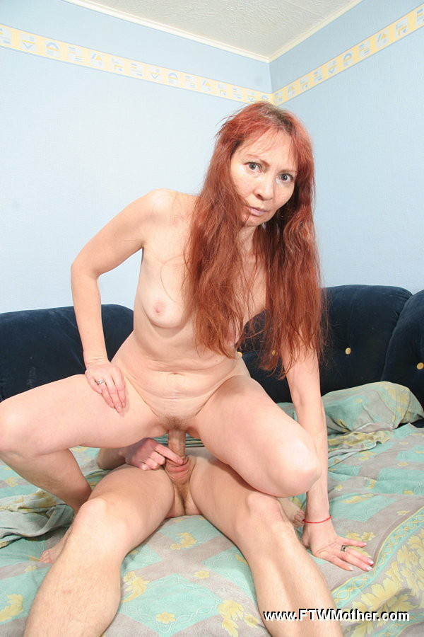 Fucked her son  mother son
