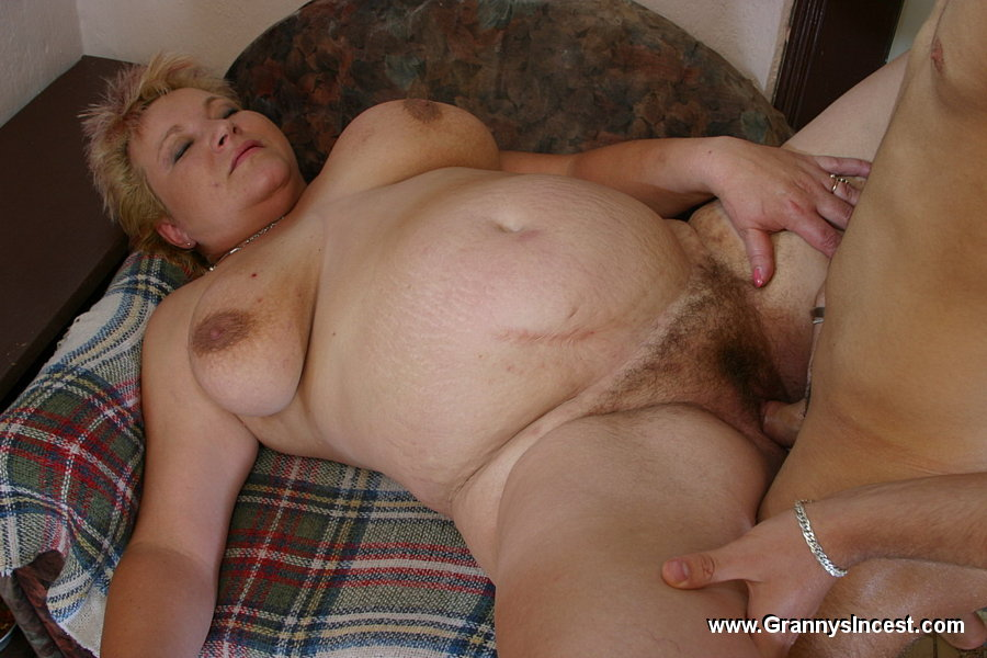 Granny And Boy Porno