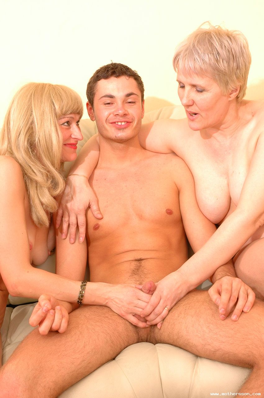 Milf And Teen Boy