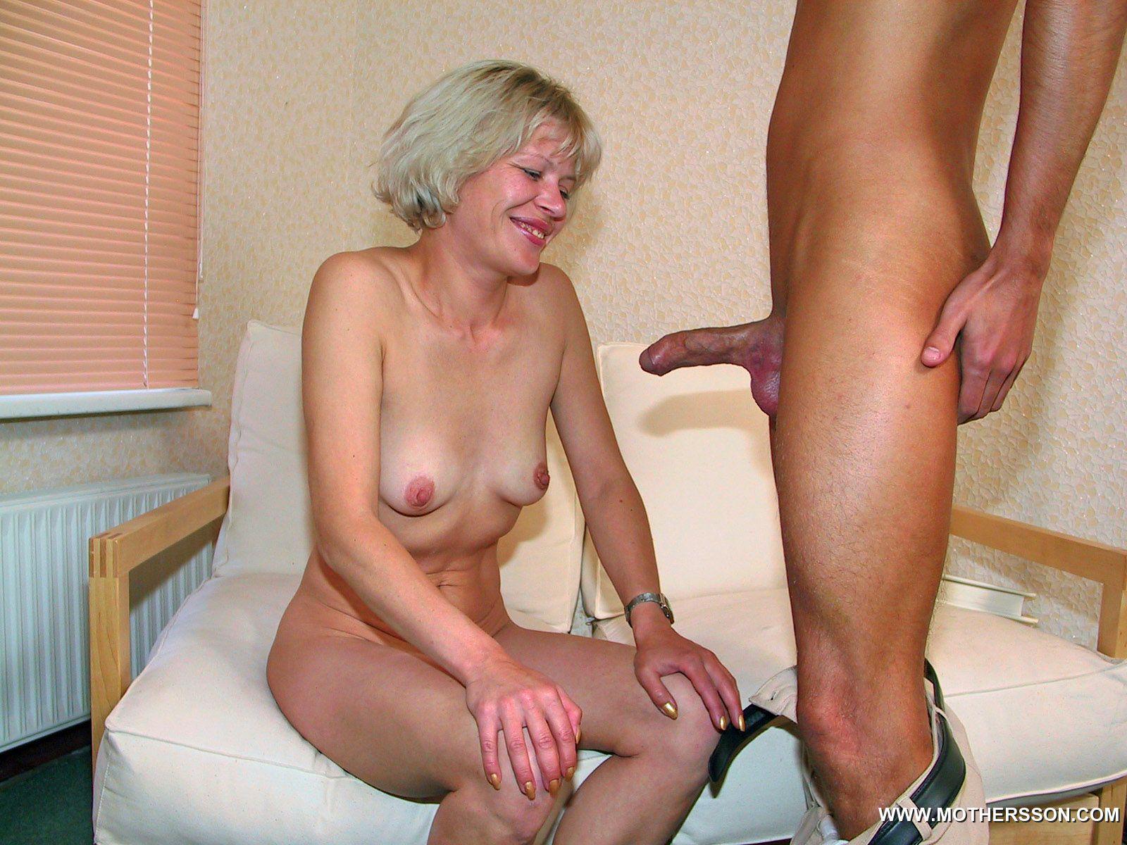 Mom pornhere son, crippled black midget