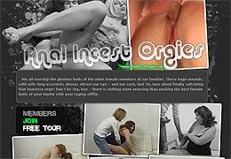 Anal Incest Orgies