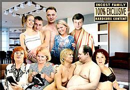 Big inceste famille porno