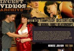 Archives vidéos inceste