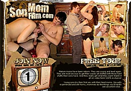 Mom son incest films