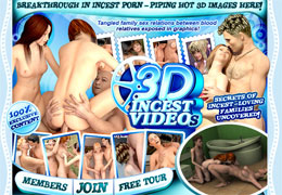 VIDÉOS 3D INCEST
