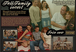 Hot family sex photo