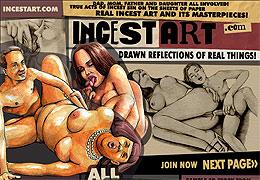 Art de l'inceste