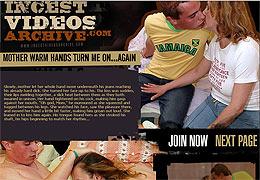 Archives de vidéos inceste