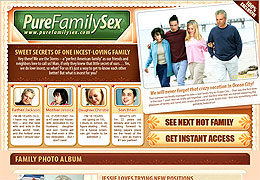 Family sex seduction