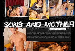 Moms incest porn